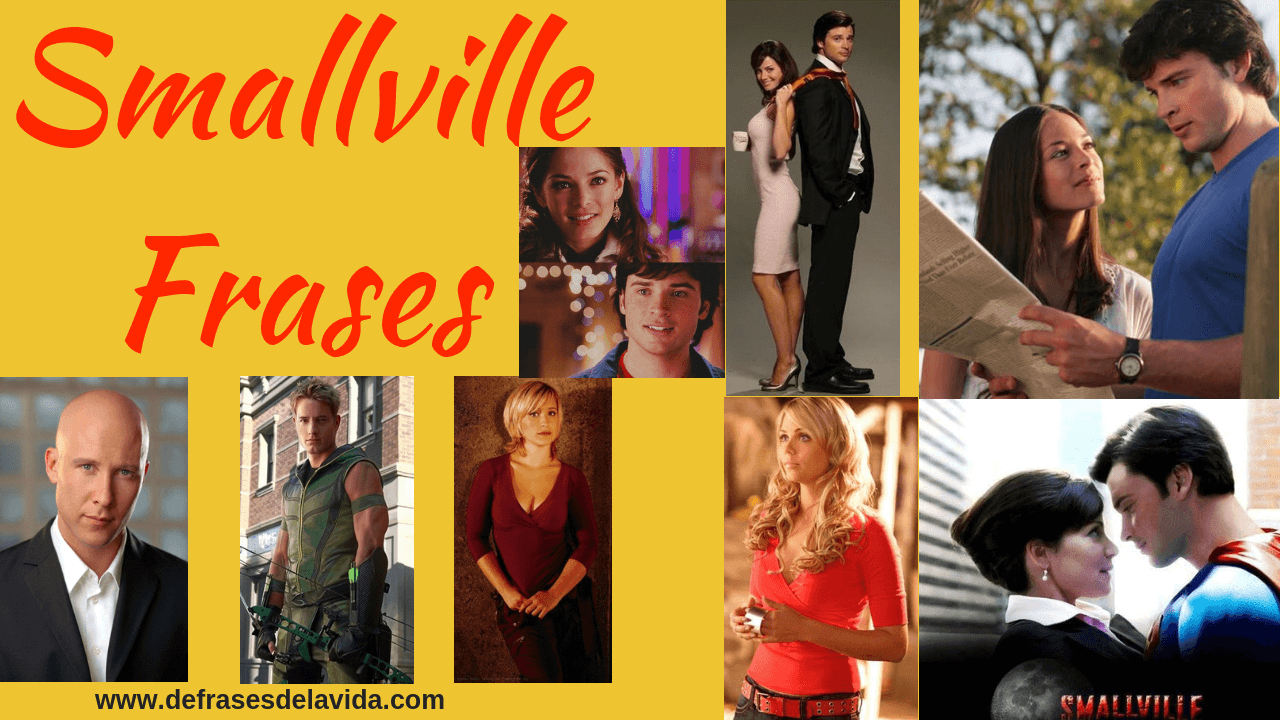 Smallville frases