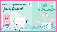 Mr wonderful frases