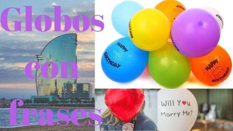 frases para globos