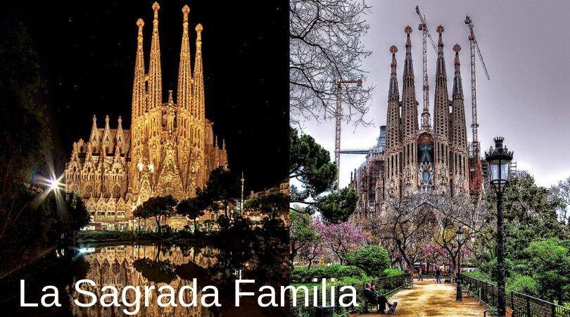 La sagrada familia - Barcelona frases