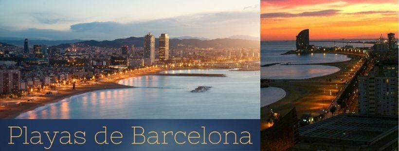 Las mejores playas de Barcelona