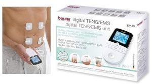 Beurer EM49 Electroestimulador Digital Masaje 300x167 - Salud y cuidado personal