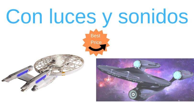 nave estelar enterprise