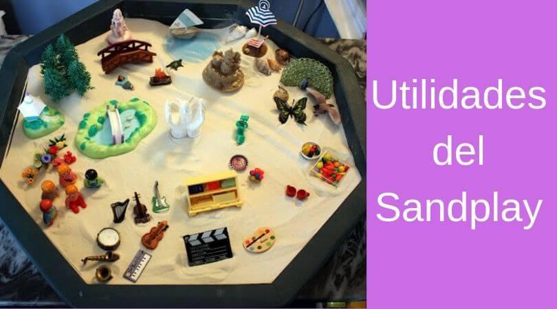 sandplay recomendaciones y utilidades