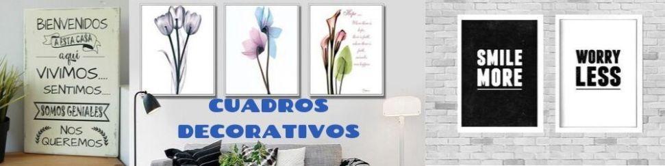 Los mejores cuadros para decorar tu hogar