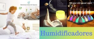 humidificadores ultrasónicos comparativa