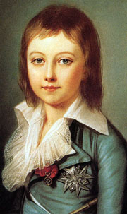 The Dauphin: Louis Charles of France