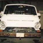 Laura Henderson-Ibach: Mac's van