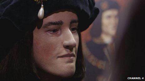facial reconstruction King Richard III