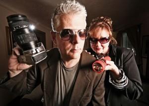 Shaun Kaufman & Colleen Collins