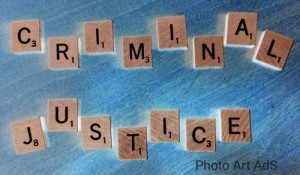 Criminal Justice Photo Art by AdS