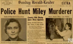 Marion Miley paper