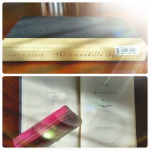Janet Gleeson the Grenadillo Box
