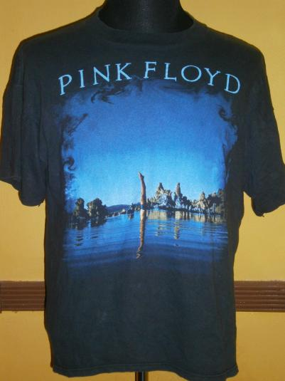 VINTAGE T SHIRT PINK FLOYD WISH YOU WERE HERE 1992