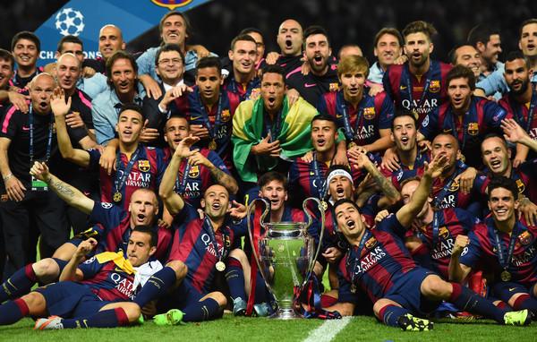 Barcelona campeón de la Champions League 2015 – DE FÚTBOL ...