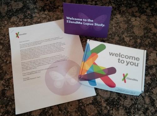 23andMe Lupus Study