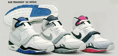 The Nike Air Trainer Sc Ii 3 4 1989 Lets Bring These Back