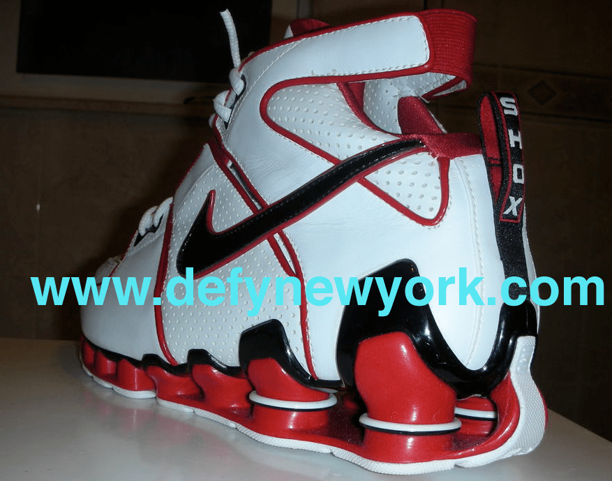 This Shoe Is Da Bomb! Nike Air Shox Bomber 2005 : DeFY. New  York-Sneakers,Music,Fashion,Life.