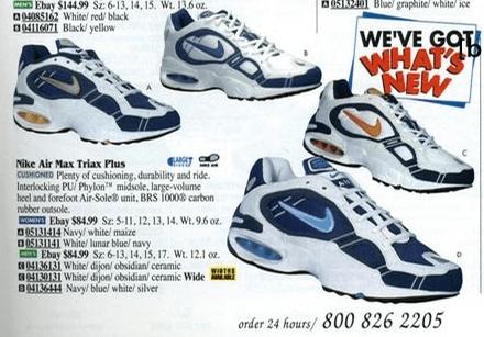 560d580505 ... germany nike air max triax plus running shoe 1998 defy. new york  sneakersmusicfashionlife. ad16e