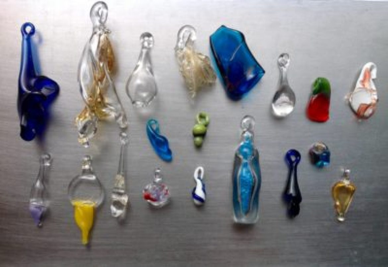 Glazen sieraden