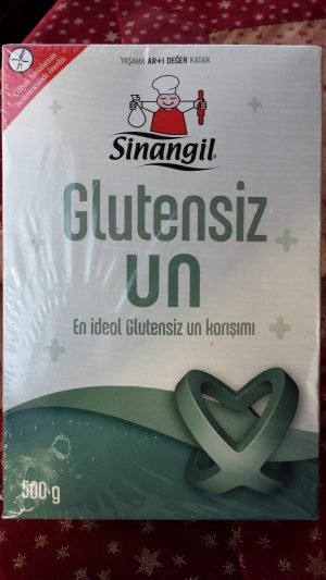 Sinangil glutensiz un