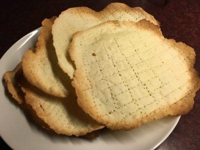 Glutenvrije Matzes