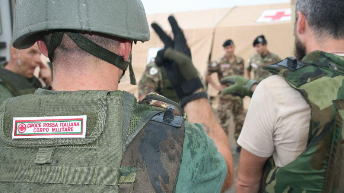 Croce Rossa: Corpo Militare, nessun futuro senza memoria /2