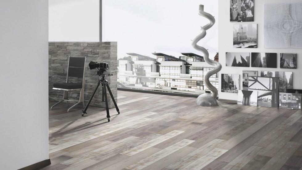 Avatara MultiSense vloer Drijfhout grijsbeige - De Graaf