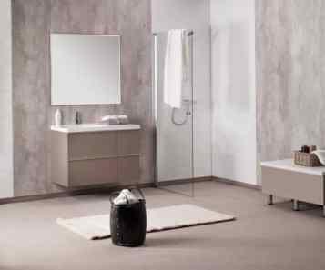 De Graaf BV - Eenvoudig de badkamer opknappen met Fibo Trespo wandpanelen