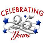 Celebrating 25 years image