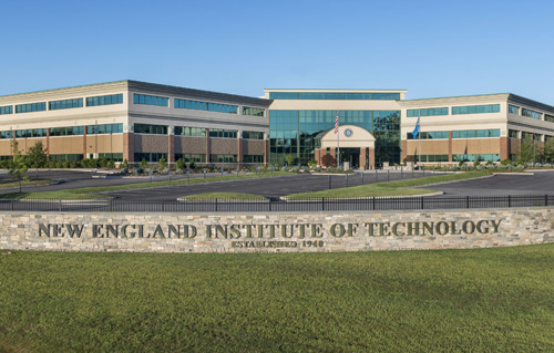New England Institute of technology Best College for ISTP Personality
