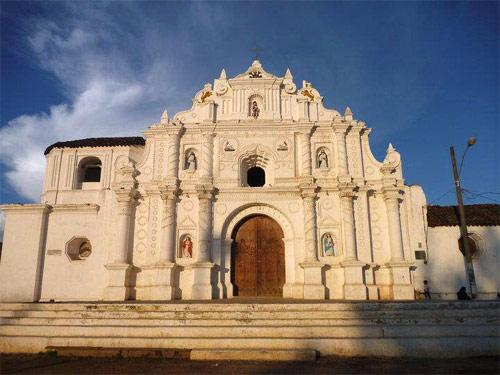 Iglesia Colonial de San Juan Comalapa, Chimaltenango, Guatemala