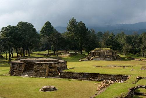 Iximché, Chimaltenango, Guatemala