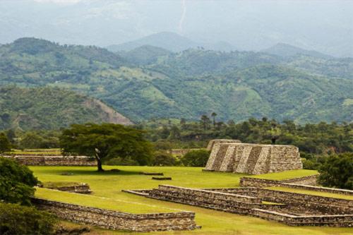 Mixco Viejo (Parque Arqueológico Chuwa Nima'ab'aj), San Martín Jilotepeque, Chimaltenango, Guatemala.