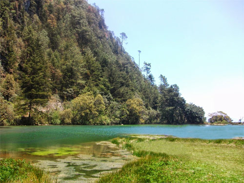 Laguna Magdalena, Comunidad Magdalena, Chiantla, Huehuetenango, Guatemala. Imágen 5