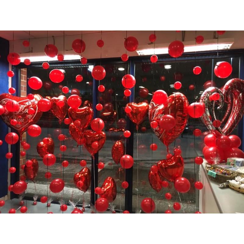 Ballon Saint Valentin Le Cotillon