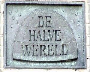 Het wapen der Halve Wereld