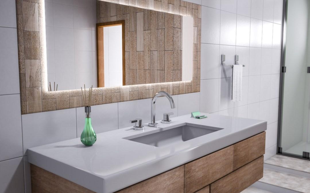 Metais: conheça as peças que estão em alta para banheiros e lavabos