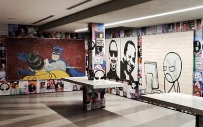 Ação social: venda de painéis da Galeria de Memes Colormix é revertida para instituição beneficente