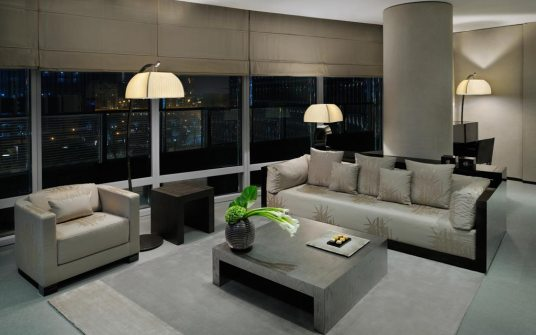 Hotel Armani é o primeiro da grife no mundo