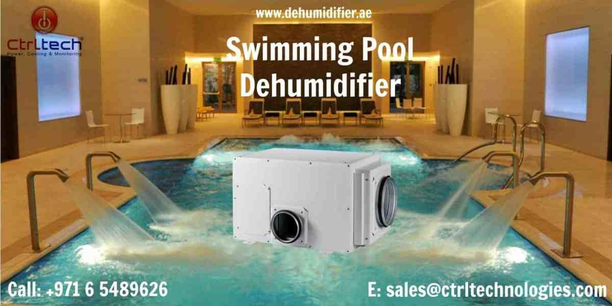 Swimming pool dehumidifier in uae saudi arabia qatar for Indoor pool dehumidification design