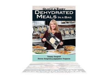 Quick & Easy Dehydrated Meals in a Bag