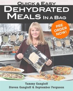 Button to purchase Quick & Easy Dehydrated Meals in a Bag
