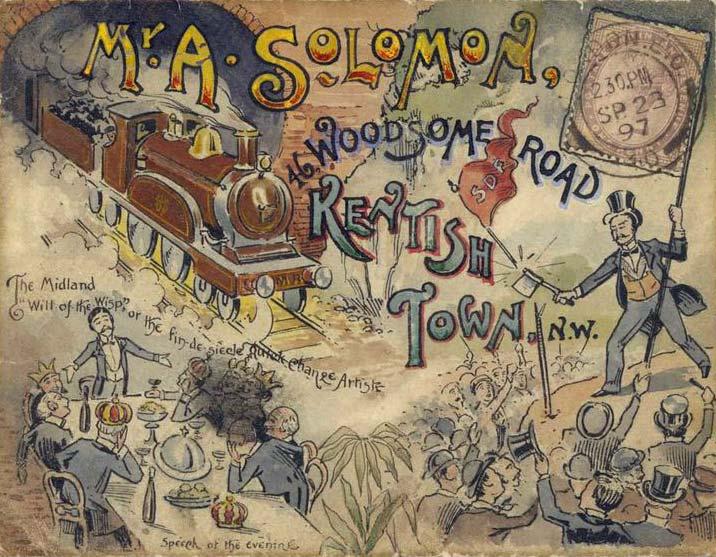 Arte postale antica