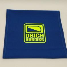 Deichbremse Blau/Neon-Gelb