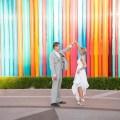 Las Vegas Neon Museum Wedding Photos