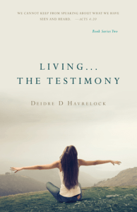 how to write a christian testimony