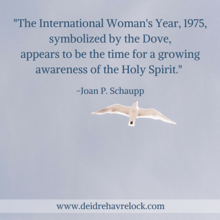 holy spirit mother, woman image of the holy spirit