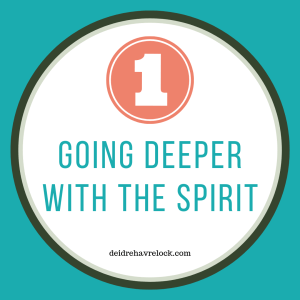 how to seek the holy spirit
