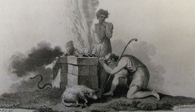 Why was Cain's sacrifice rejected?